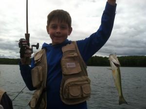 Josh's fish