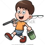 stock-vector-vector-illustration-of-boy-fishing-143776300